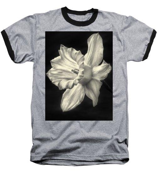 Daffodil Glow Baseball T-Shirt
