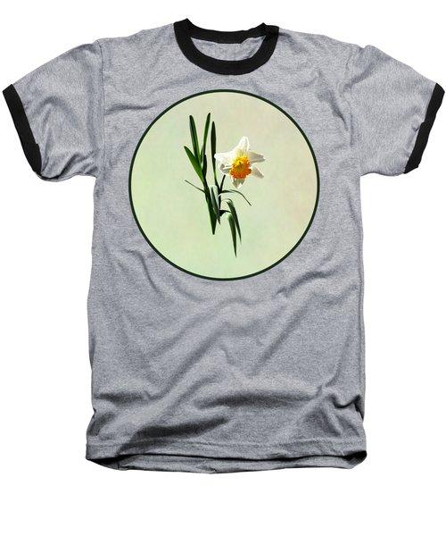 Daffodil Taking A Bow Baseball T-Shirt