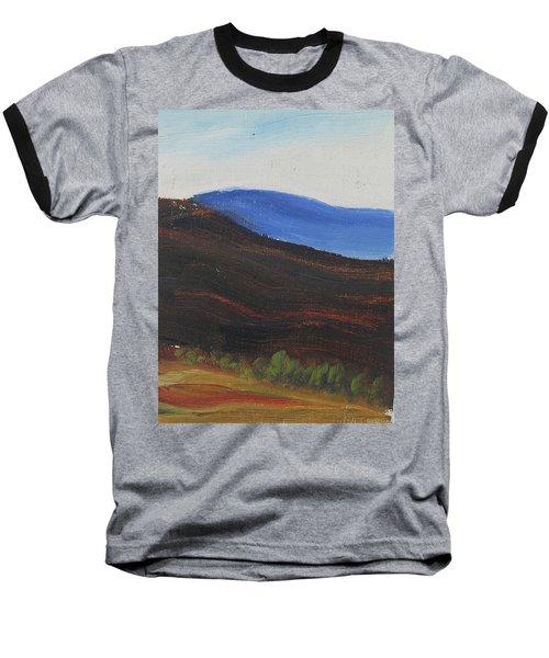 Dagrar Over Salenfjallen- Shifting Daylight Over Distant Horizon 2 Of 10_0035 50x40 Cm Baseball T-Shirt
