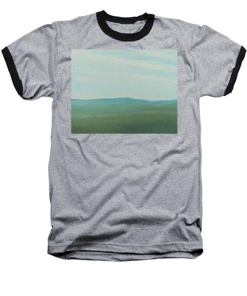 Dagrar Over Salenfjallen- Shifting Daylight Over Distant Horizon 4 Of 10_0029 51x40 Cm Baseball T-Shirt