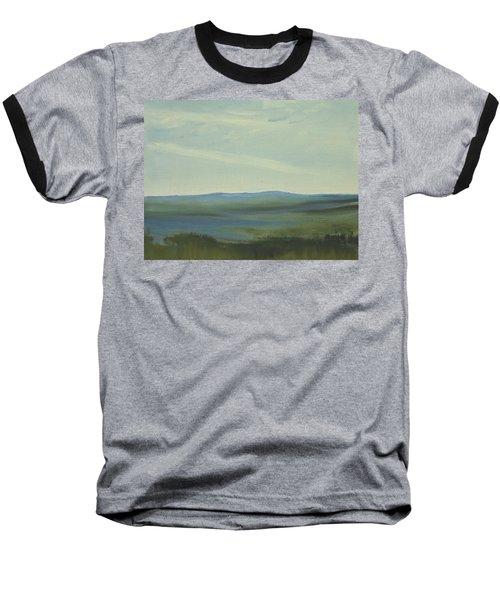 Dagrar Over Salenfjallen- Shifting Daylight Over Distant Horizon 6 Of 10 Baseball T-Shirt