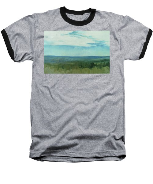 Dagrar Over Salenfjallen- Shifting Daylight Over Distant Horizon 7 Of 10_0029 Baseball T-Shirt