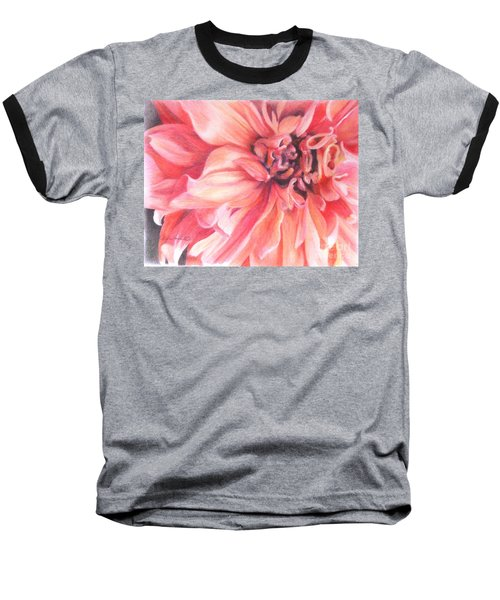 Dahlia 1 Baseball T-Shirt