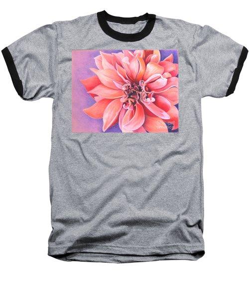 Dahlia 2 Baseball T-Shirt