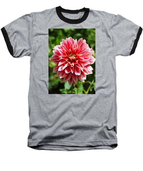 Dahlia 3 Baseball T-Shirt