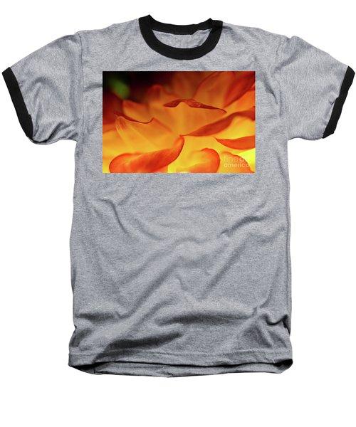 Dahlia Delight Baseball T-Shirt