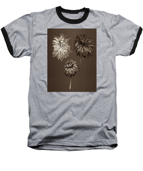 Dahlia  Grouping Baseball T-Shirt