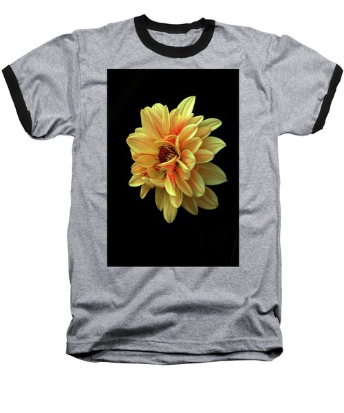Dahlia Baseball T-Shirt