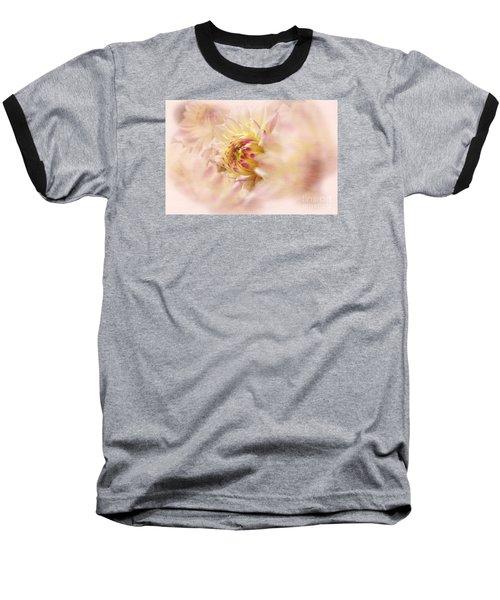Dahlia2 Baseball T-Shirt