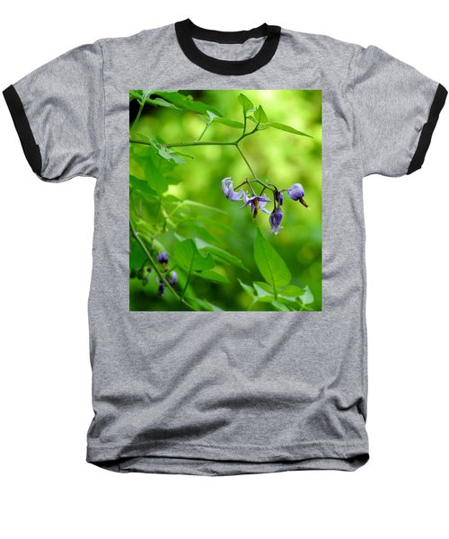 Baseball T-Shirt featuring the photograph Dainty by Betty-Anne McDonald