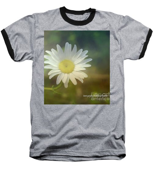 Daisies Don't Tell Baseball T-Shirt
