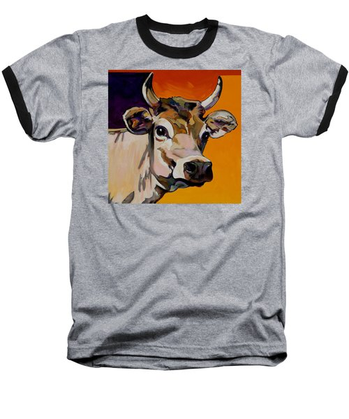 Daisy Baseball T-Shirt by Bob Coonts