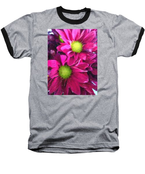 Daisy Days Baseball T-Shirt