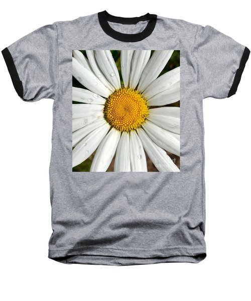 Daisy  Dew Baseball T-Shirt