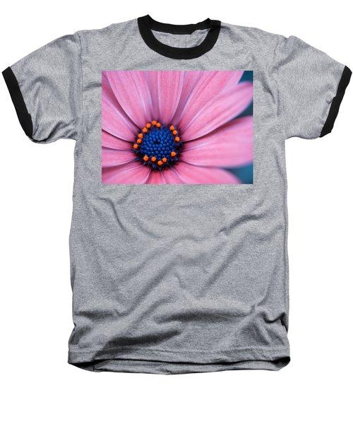 Daisy Baseball T-Shirt by Rachel Mirror