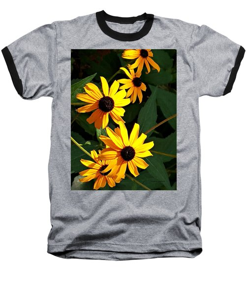 Daisy Row Baseball T-Shirt