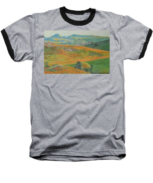 Dakota Prairie Dream Baseball T-Shirt