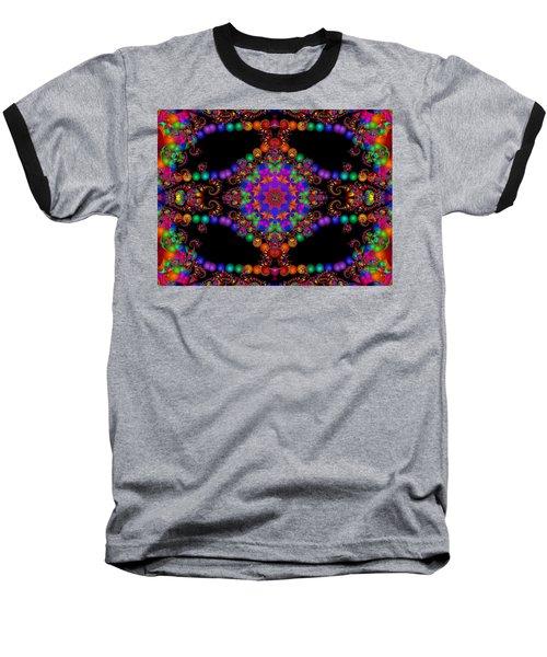 Baseball T-Shirt featuring the digital art Dakota by Robert Orinski