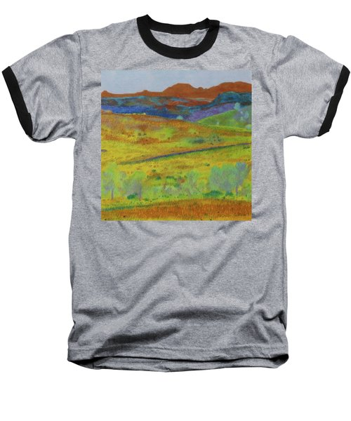 Dakota Territory Dream Baseball T-Shirt