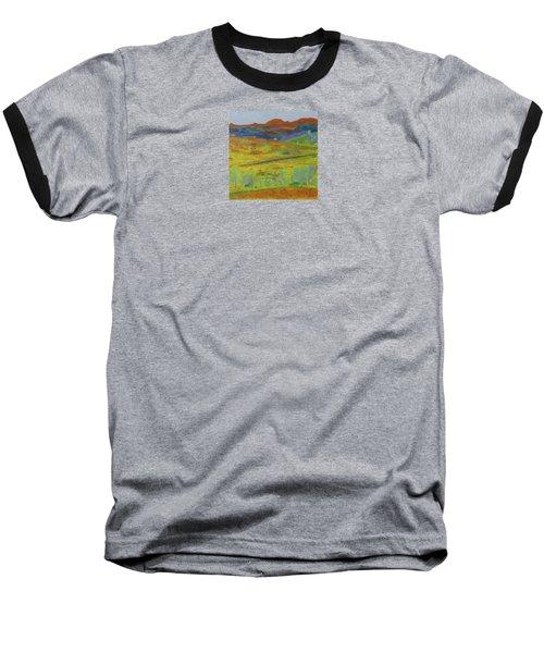 Dakota Territory Dream Baseball T-Shirt