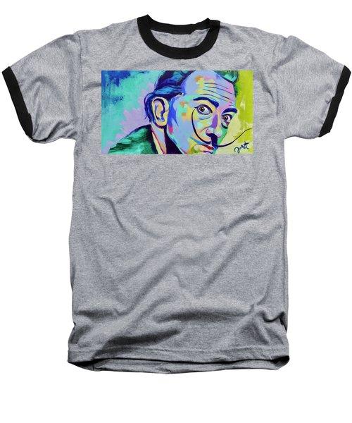 Dali 2 Baseball T-Shirt