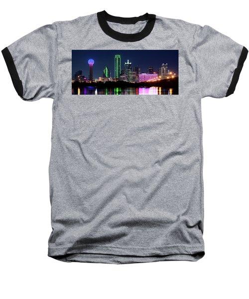 Dallas Colors Pano 2015 Baseball T-Shirt