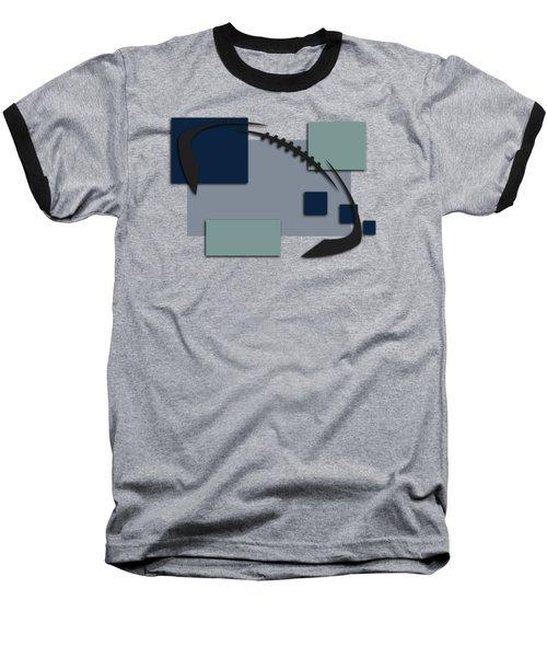 Dallas Cowboys Abstract Shirt Baseball T-Shirt