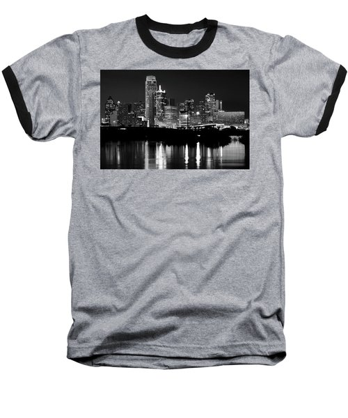 Dallas Nights Bw 6816 Baseball T-Shirt