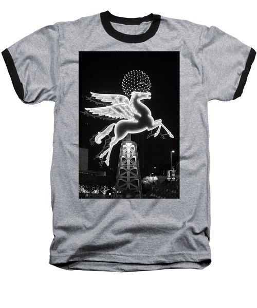 Dallas Pegasus Bw 121517 Baseball T-Shirt