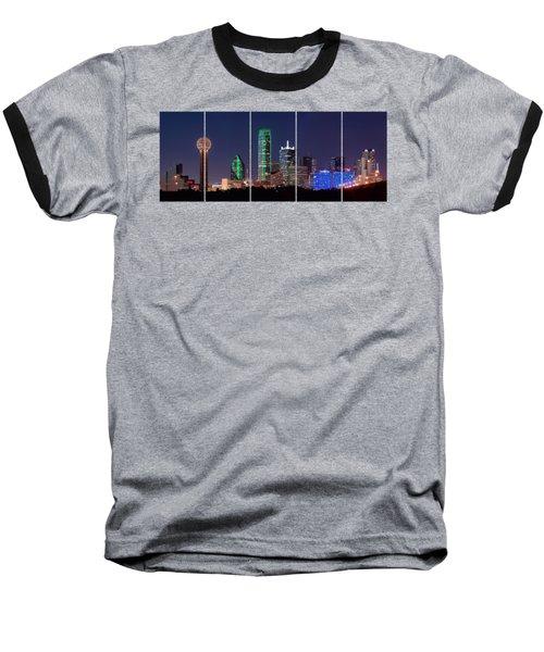Dallas Png Transparency 031018 Baseball T-Shirt