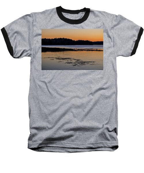 Damariscotta Twilight Baseball T-Shirt