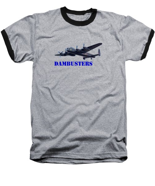 Dambusters Baseball T-Shirt by Scott Carruthers