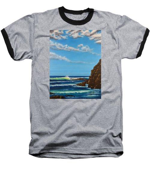 Dana Point Walk Baseball T-Shirt