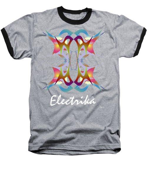 Dance Electric 3 Baseball T-Shirt