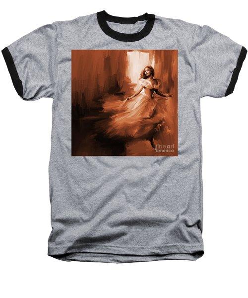 Dance In A Dream 01 Baseball T-Shirt by Gull G