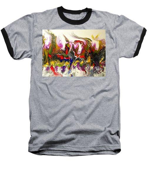 Dance Of Flames Baseball T-Shirt