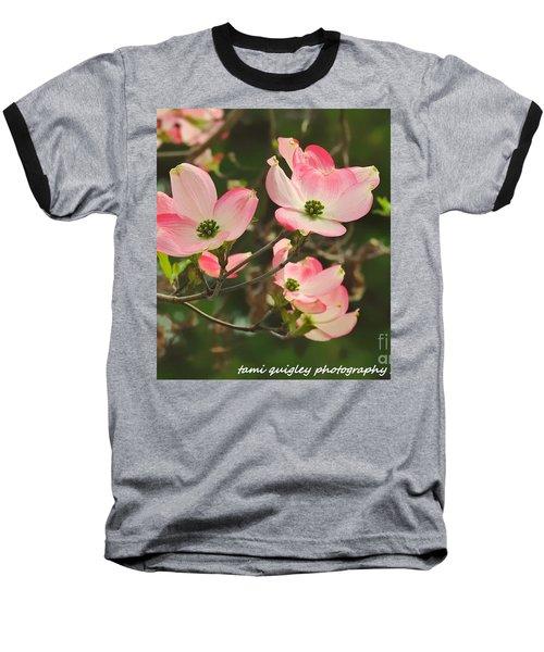 Dance Of The Dogwood Baseball T-Shirt