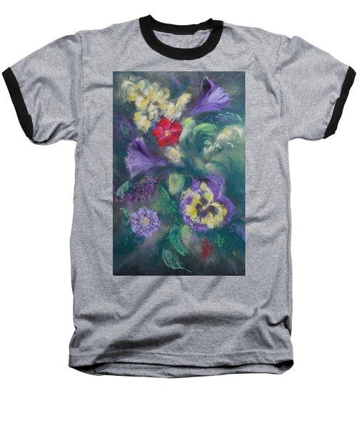 Dance Of The Flowers Baseball T-Shirt
