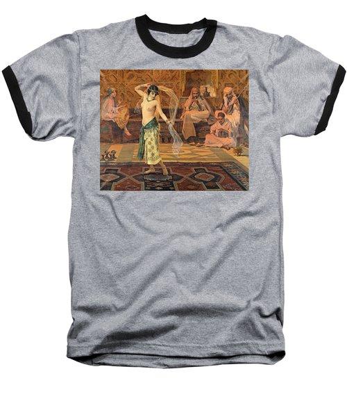 Dance Of The Seven Veils Baseball T-Shirt