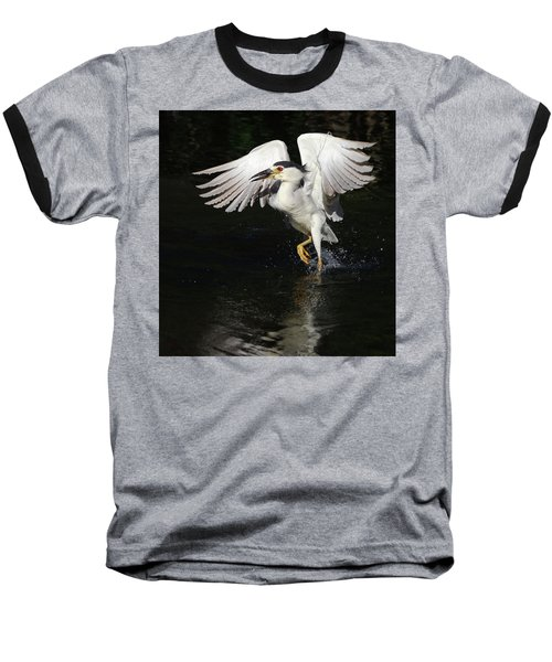 Dance On Water. Baseball T-Shirt
