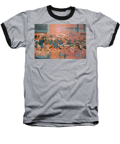 Dance Party Baseball T-Shirt