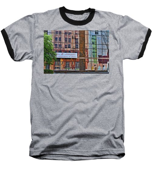 Baseball T-Shirt featuring the photograph Dance by Skip Willits