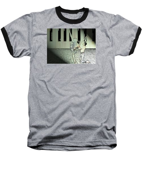 Dance To Express Your Thoughts Baseball T-Shirt