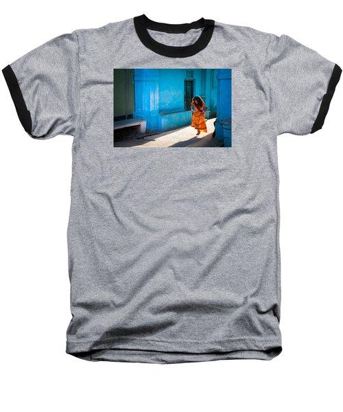 Dancer In The Light Baseball T-Shirt
