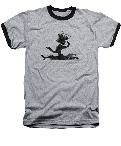 Dancer Baseball T-Shirt