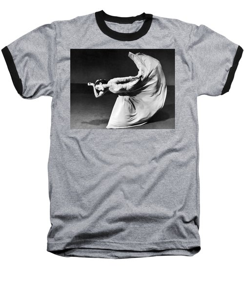 Dancer Martha Graham Baseball T-Shirt