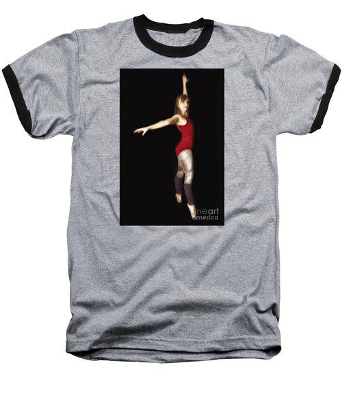 Dancer  No. 4 ... Baseball T-Shirt