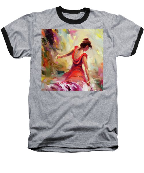 Dancer Baseball T-Shirt