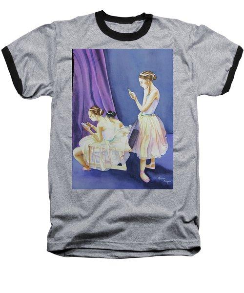 Dancer's Baseball T-Shirt