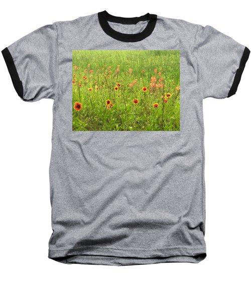 Dancing Beauties Baseball T-Shirt
